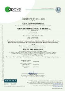 UNI EN ISO 9001_2015 IAF28